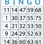 bingobricka